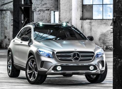 Mercedes-Benz GLA: Chàng dũng sĩ tí hon - 6