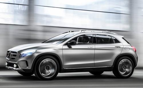 Mercedes-Benz GLA: Chàng dũng sĩ tí hon - 7