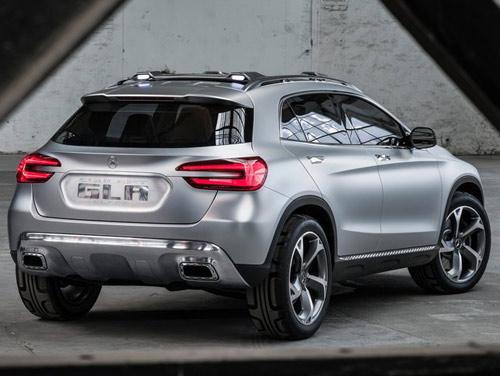 Mercedes-Benz GLA: Chàng dũng sĩ tí hon - 2