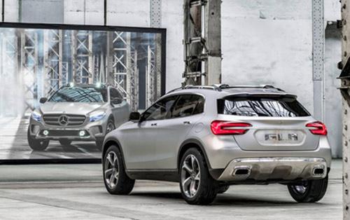 Mercedes-Benz GLA: Chàng dũng sĩ tí hon - 3
