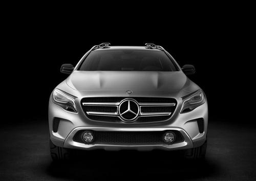 Mercedes-Benz GLA: Chàng dũng sĩ tí hon - 8