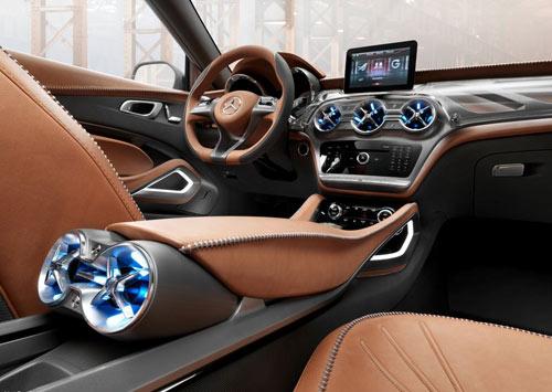 Mercedes-Benz GLA: Chàng dũng sĩ tí hon - 11