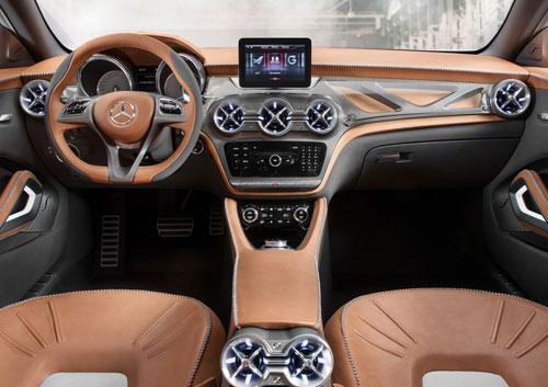 Mercedes-Benz GLA: Chàng dũng sĩ tí hon - 13
