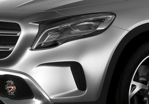 Mercedes-Benz GLA: Chàng dũng sĩ tí hon - 9