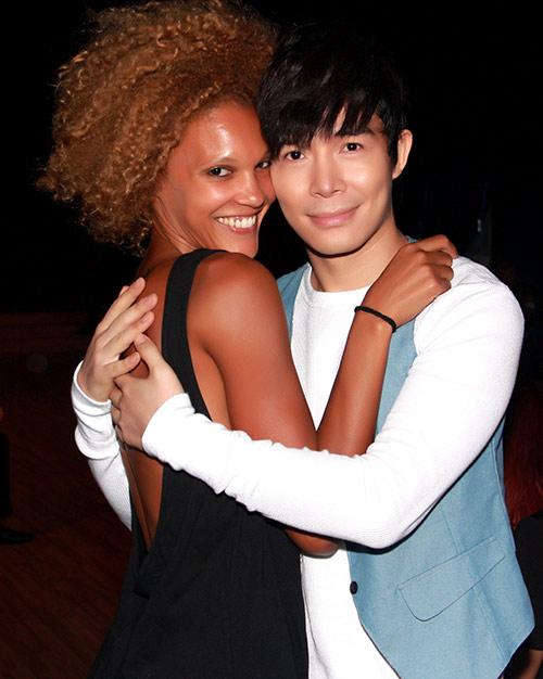 Nathan Lee ôm Ngọc Quyên không rời, Ca nhạc - MTV, Nathan lee, Ngoc quyen, buoc nhay hoan vu 2013, ban ket buoc nhay hoan vu, bnhv 2013, ca si, am nhac, ca nhac, ngoi sao, bao ngoi sao