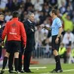 Bóng đá - Mourinho bị đuổi vì cãi trọng tài