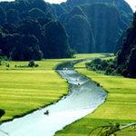 Du lịch - Tam Cốc đẹp rực rỡ trên báo nước ngoài