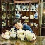 Phim - Choáng ngợp nhà toàn đồ cổ của Chí Trung