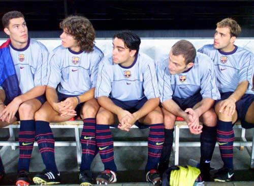 """Barca: Nên giữ chân """"tiểu Xavi"""" - 1"""