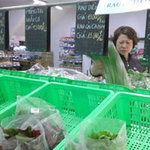 Thị trường - Tiêu dùng - HN: Rau sạch lép vế trước rau bẩn