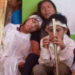 Tin tức trong ngày - Vợ chồng ôm nhau chết đuối: Đàn con bơ vơ