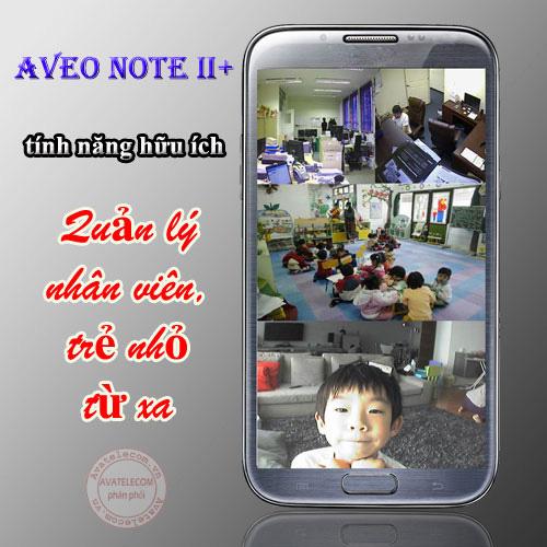 Phát hiện nhiều tính năng mới trên Aveo Note II Pro - 5