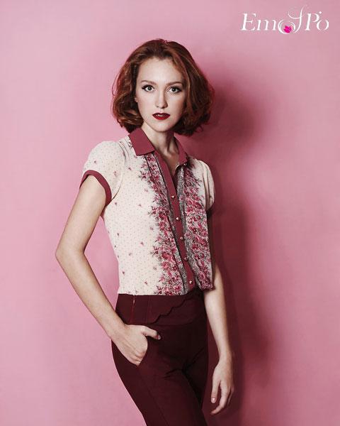 Tháng 5 ngọt ngào với thời trang Emspo - 11