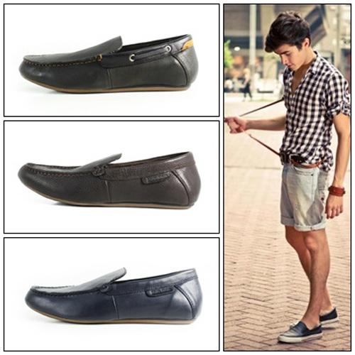 Xu hướng giày nam mới nhất hè 2013 - 2
