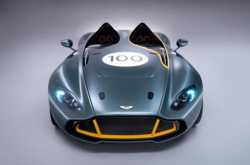 'Tuyệt phẩm' Aston Martin CC100 kỷ niệm hãng - 1