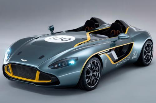 'Tuyệt phẩm' Aston Martin CC100 kỷ niệm hãng - 2