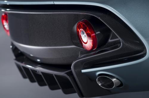 'Tuyệt phẩm' Aston Martin CC100 kỷ niệm hãng - 5