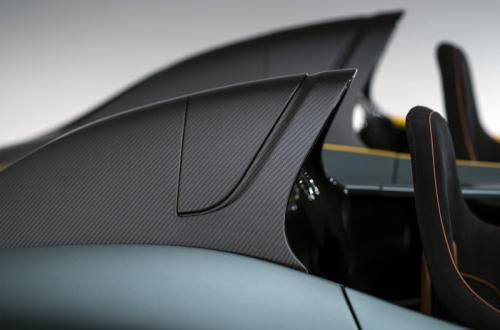 'Tuyệt phẩm' Aston Martin CC100 kỷ niệm hãng - 6