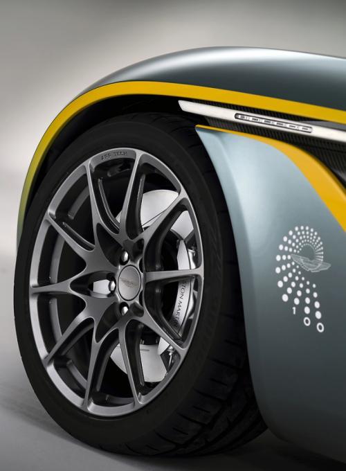 'Tuyệt phẩm' Aston Martin CC100 kỷ niệm hãng - 7