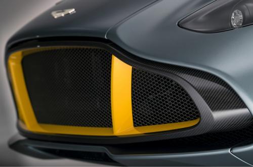 'Tuyệt phẩm' Aston Martin CC100 kỷ niệm hãng - 8