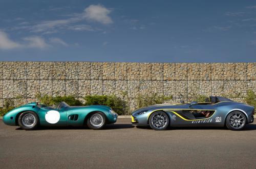 'Tuyệt phẩm' Aston Martin CC100 kỷ niệm hãng - 9