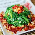 Ẩm thực - Nộm cải canh lạ miệng dễ ăn