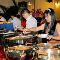 Buffet ngon Sài Gòn