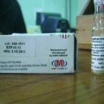 Sức khỏe đời sống - Tá hỏa vì bị tiêm vắc-xin hết hạn