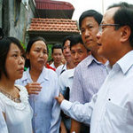 Tin tức trong ngày - Bí thư Hà Nội xin lỗi dân làng cổ Đường Lâm