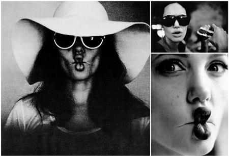 Ảnh hiếm của Jolie qua ống kính B.Pitt - 6