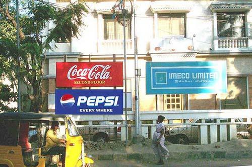 """Coca và Pepsi: Những pha """"dìm hàng"""" kinh điển, Thị trường - Tiêu dùng, thuong hieu, thuong hieu do uong, Coca, Pepsi, kinh doanh,"""