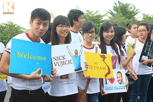 Nick Vujicic trong vòng vây fan Việt - 3