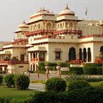 Du lịch - Những lâu đài khách sạn xa hoa ở Ấn Độ