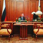 Tin tức trong ngày - Nga: Sốt bức ảnh ngồi trộm ghế Tổng thống