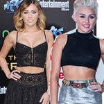 Thời trang - Miley Cyrus gợi cảm theo năm tháng
