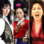 """Phim - Những ác nữ """"chất"""" nhất màn ảnh Hàn"""