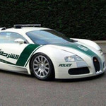 Ô tô - Xe máy - Cảnh sát Dubai có thêm Bugatti Veyron