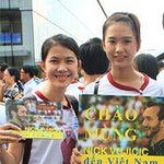 Nick Vujicic trong vòng vây fan Việt