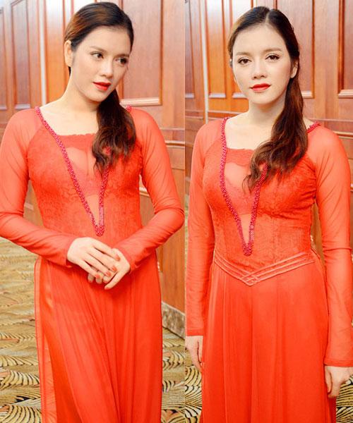 Mỹ nhân Việt mỏng hóa giá trị áo dài - 8