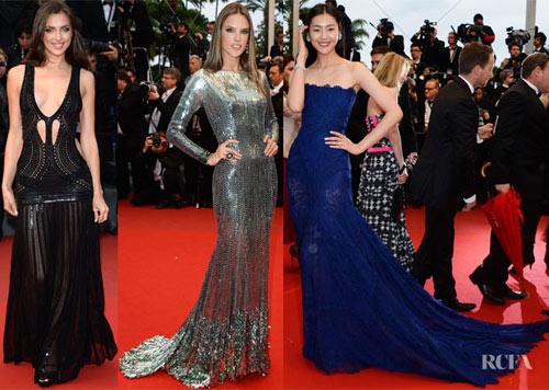 Diện cây bạc chói hơn cả mặt trời ở Cannes, Phim, Alessandra Ambrosio , all is lost, tham do cannes, cannes 2013, victoria secret, nguoi mau brazil, mac vay bac, vay dat bac, ngoi sao, bao ngoi sao, dien vien, phim, phim hay, phim hay nhat, phim moi, xem phim, hau truong phim