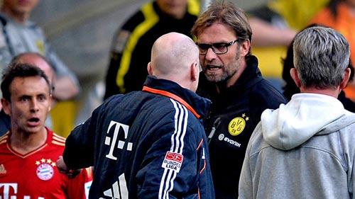 Bayern–Dortmund: Không đội trời chung - 1