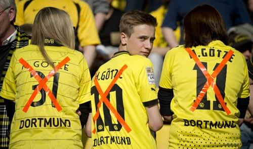Bayern–Dortmund: Không đội trời chung - 2