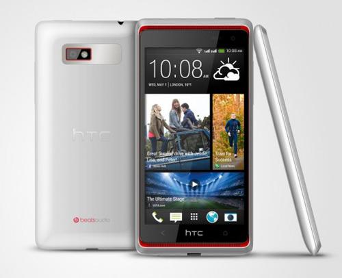 Ra mắt HTC Desire 600 trang bị 2 SIM - 1