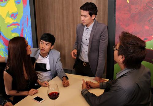 """Huy Khánh bị gái đẹp """"khước từ"""" - 2"""