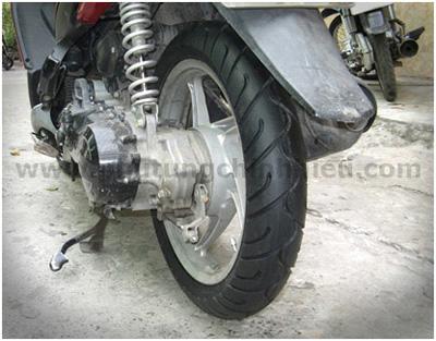 Cảm nhận lốp xe Maxio - 1