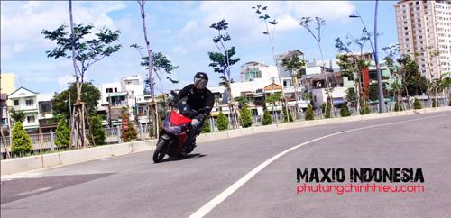 Cảm nhận lốp xe Maxio - 2