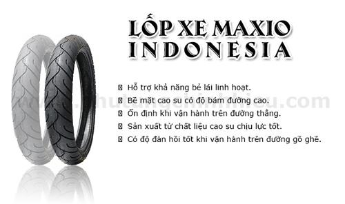 Cảm nhận lốp xe Maxio - 3