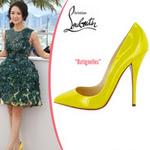 """Thời trang - """"Bóc mác"""" thương hiệu giày của mỹ nhân"""