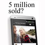 Thời trang Hi-tech - Thiếu hàng HTC One vẫn đạt mốc 5 triệu chiếc