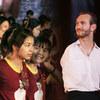 Nick Vujicic ướt nhẹp vì khán giả Việt